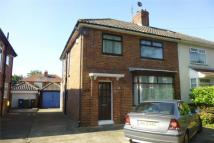 semi detached property in Beverley Road, Redcar