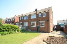 3 bed semi detached property in Churchill Drive...