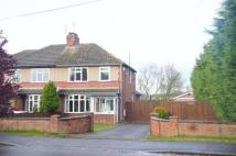 3 bed semi detached house in Green Lane, Yarm