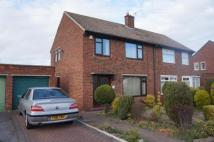 3 bedroom semi detached house in Millfield Close...