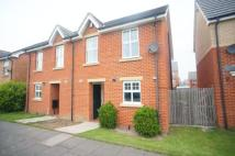 semi detached house in Mitchell Avenue, Thornaby