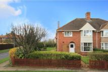 semi detached property in Fieldfare Lane...