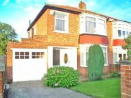 semi detached property in Silton Grove, Hartburn
