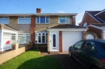 semi detached home for sale in Shepton Close, Thornaby