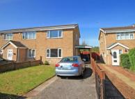2 bedroom semi detached house for sale in Hayling Way, Hartburn
