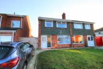 semi detached home in Auckland Way, Hartburn