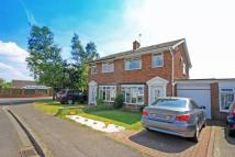 semi detached house for sale in Topcliffe Road, Thornaby