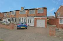 4 bedroom semi detached home in Bader Avenue, Thornaby