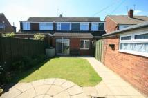 Westgarth Close semi detached property for sale
