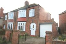 3 bedroom semi detached property for sale in Redcar Road...