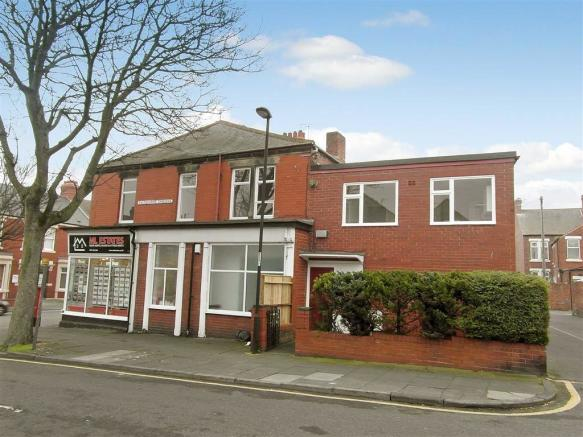 2 Bedroom Flat To Rent In Eastbourne Gardens Whitley Bay NE26