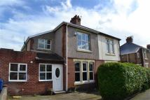 Shields Road semi detached house to rent