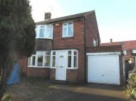 3 bed semi detached property in Grasmere Crescent...