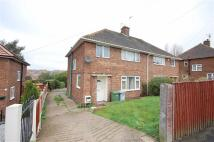 3 bed semi detached property in Oak Avenue, Blidworth...