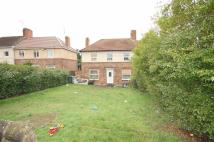 semi detached home for sale in Thorney Abbey Road...