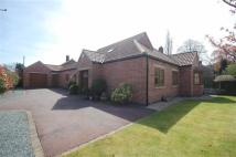 4 bed Detached Bungalow in Private Road, Southwell...