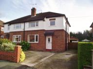 3 bed semi detached house in 21 Knowsley Road...