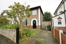 3 bed semi detached property in 6 Springfield Drive...