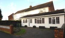 3 bed semi detached house in Wimbledon Road...