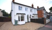 2 bed semi detached property for sale in Frimley Road, Camberley...
