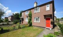 2 bed semi detached property in Vale Road, Camberley...