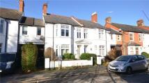 Terraced property in Gordon Road, Camberley...