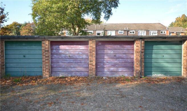 Garages In Block
