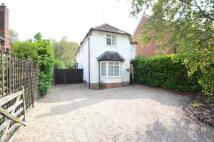 4 bedroom Detached house in Westover Road, Fleet...