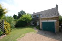Detached home in Knoll Road, Fleet...