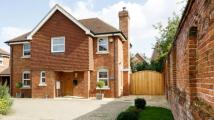 Detached home in Holt Lane, Hook...