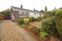 2 bed Semi-Detached Bungalow in Cherry Drive, Nafferton...