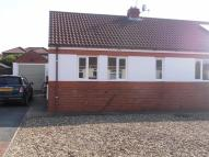 Semi-Detached Bungalow to rent in Manor Close, Driffield...