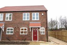 3 bedroom semi detached property in Nunnery Close, Driffield...