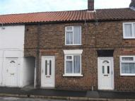 2 bedroom Terraced property in Victoria Road, Driffield...