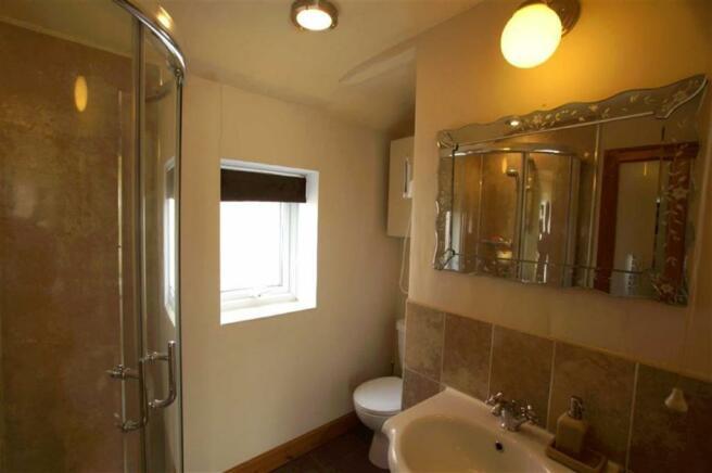 En-Suite Shower Room and WC