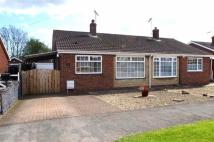 Semi-Detached Bungalow for sale in Cherry Way, Nafferton...