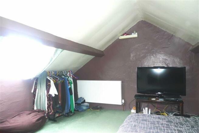 Bedroom 3/ Attic Room