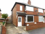 2 bed semi detached property to rent in Hermitage Road...