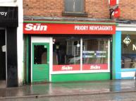 Shop to rent in St Johns Street...