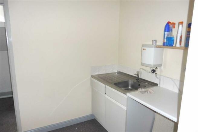 Staff Room/Kitchen