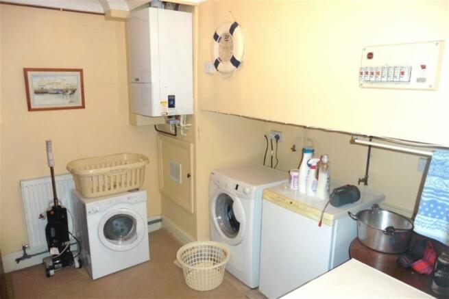 Utility/Laundry