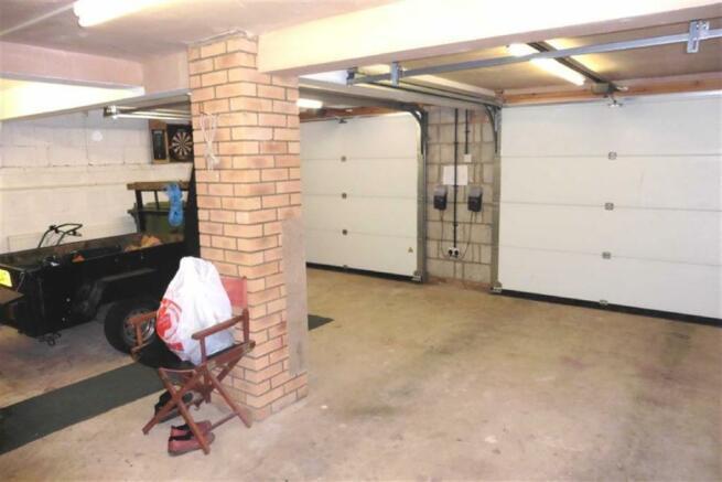 Integral Garages