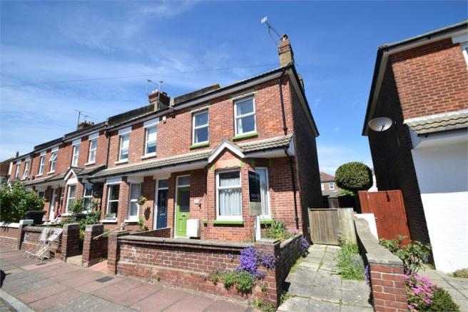 3 bedroom end of terrace house for sale in broomfield for 50 eastbourne terrace
