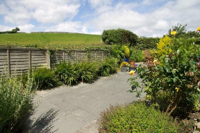 Rear Garden/Patio...