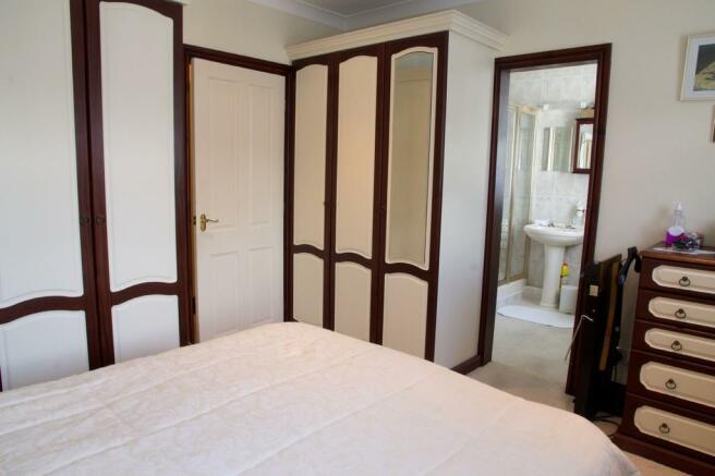 Bedroom 1 through...