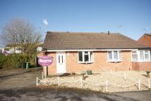 Salisbury Close Semi-Detached Bungalow for sale