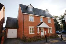 Detached house in Royal Drive, Bordon...