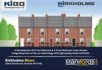 Terraced house for sale in BEVERLEY