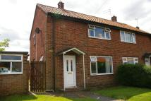 2 bed End of Terrace home for sale in Crosskill Close, Beverley