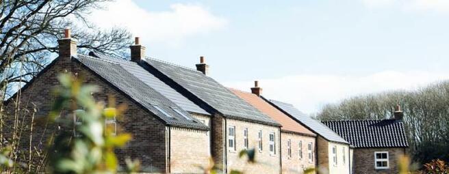 Middleton Roof tops.